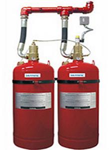 Fire Suppression Novec Inergen Extinguisher Fire