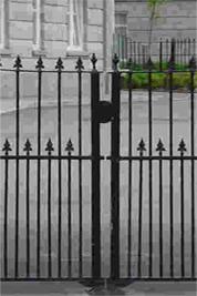 Gate Finnials Gate Railing Heads Aberdeen Inverness